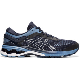 asics Gel-Kayano 26 Scarpe Uomo, midnight/grey floss